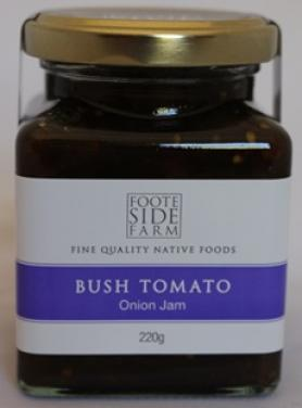 Bush Tomato Onion Jam 200ml